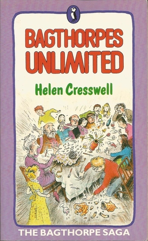 Bagthorpes Unlimited by Helen Cresswell