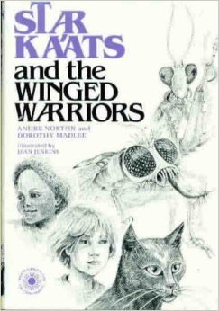 Star Ka'ats and the Winged Warriors by Andre Norton