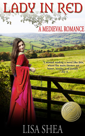 Lady in Red (A Medieval Romance)