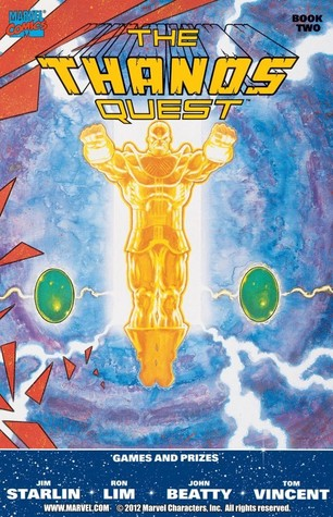 The Thanos Quest by Jim Starlin