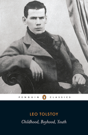 Childhood, Boyhood, Youth by Leo Tolstoy