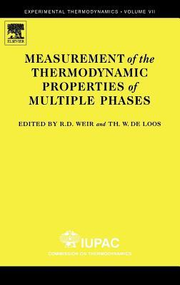 Measurement of the Thermodynamic Properties of Multiple Phases  by  Ron D Weir