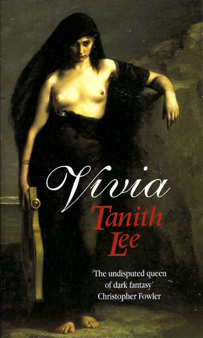 Vivia by Tanith Lee