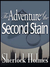 The Adventure Of Second Stain
