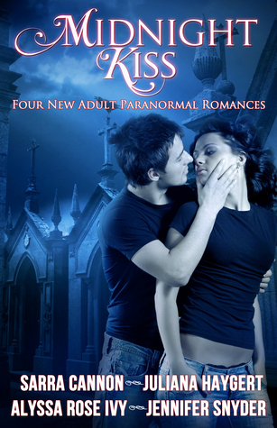 Midnight Kiss: Four New Adult Paranormal Romances
