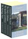 Elizabeth Chater Regency Romance Collection #1