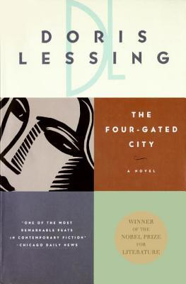 The Four-Gated City by Doris Lessing