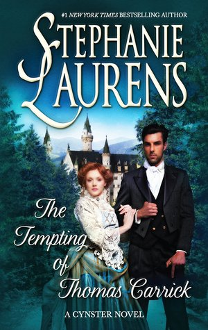 The Tempting of Thomas Carrick (Cynster, #22)