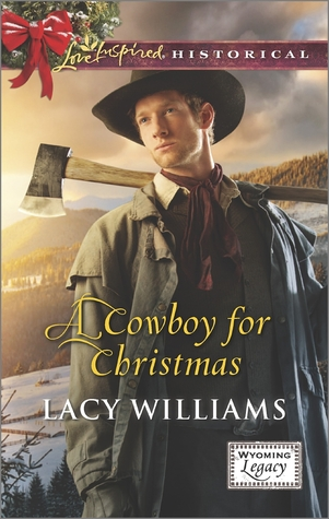A Cowboy for Christmas (Wyoming Legacy, #5)