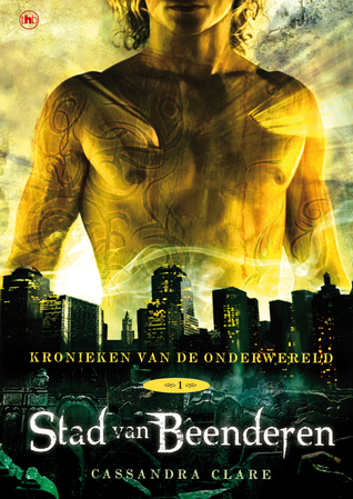 Stad van Beenderen (The Mortal Instruments #1)