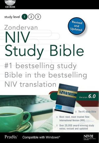Zondervan NIV Study Bible for Windows 6.0: New International Version / Updated Edition