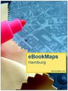 Map of Hamburg, Germany (Maps of Germany Book 4)
