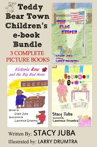 Teddy Bear Town Childrens E-book Bundle by Stacy Juba