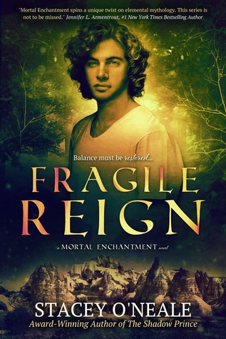 Download Fragile Reign (Mortal Enchantment #3) MOBI
