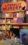 Literally Murder (Black Cat Bookshop Mystery #4)
