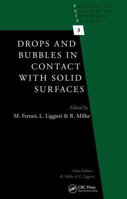 Drops and Bubbles in Contact with Solid Surfaces  by  Michele Ferrari