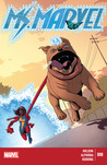 Ms. Marvel, #8: Generation Why