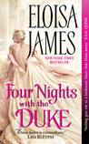 Four Nights With the Duke (Desperate Duchesses, #2)