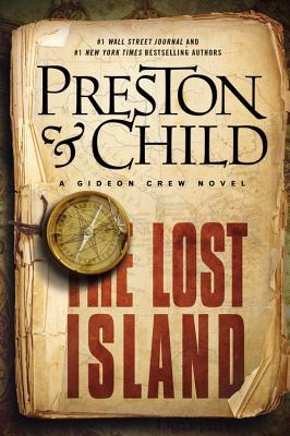 The Lost Island (Gideon Crew, #3)