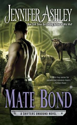 Mate Bond (Shifters Unbound, #7)