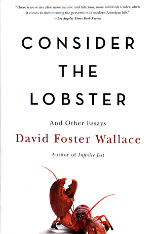 Consider the lobster and other essays pdf examples