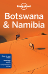 Botswana & Namibia (Lonely Planet Guide)