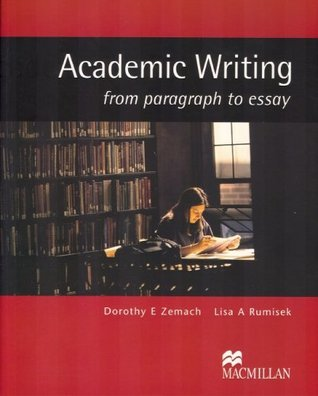 Books on essay writing