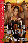 Love Under Two Wranglers (Lusty, Texas, #23)