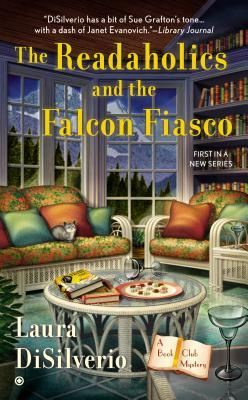 The Readaholics and the Falcon Fiasco (A Book Club Mystery, #1)