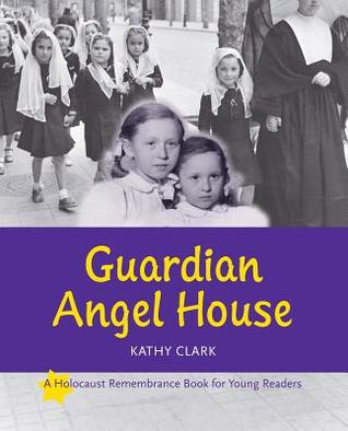 Guardian Angel House by Kathy  Clark