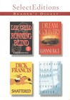 Reader's Digest Select Editions, Volume 254, 2001 #2: Running Blind / Dream Country / Shattered / A Certain Slant of Light