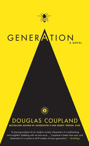 Generation A by Douglas Coupland