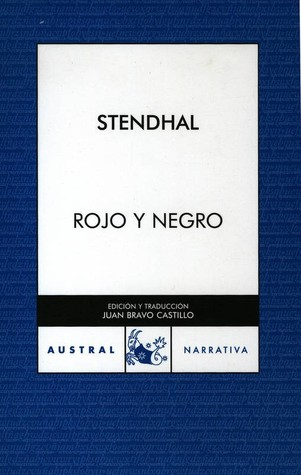 Rojo y negro by Stendhal