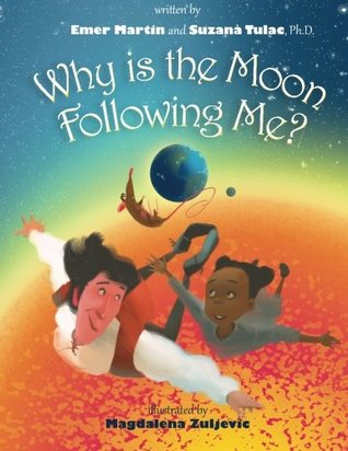 Why is The Moon Following Me? by Emer Martin