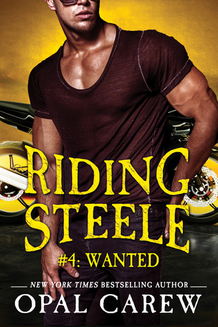 Riding Steele: Wanted (Riding Steele #4)