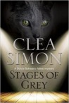 Stages of Grey: A Feline-Filled Academic Mystery