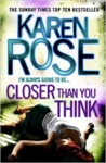 Closer Than You Think (Romantic Suspense, #16; Cincinnati, #1)