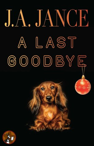 A Last Goodbye (Ali Reynolds, #9.5)