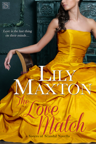 The Love Match (Sisters of Scandal #3)