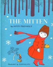 The Mitten by Alvin Tresselt