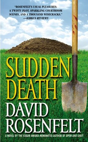 Sudden Death by David Rosenfelt