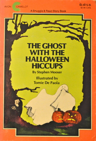 Ghost with the Halloween Hiccups