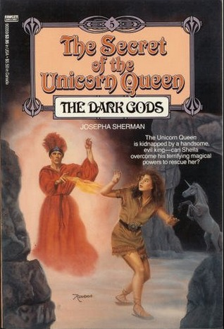 The Dark Gods by Josepha Sherman