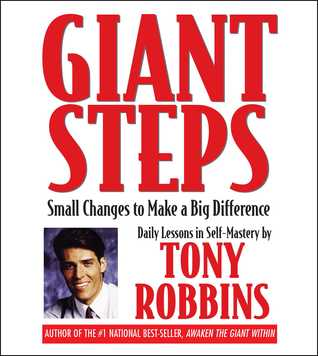 Giant Steps by Anthony Robbins
