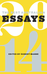 The Best Australian Essays 2014