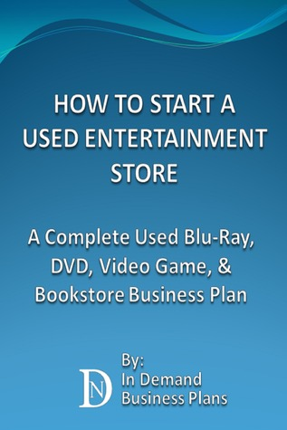 Books store business plan