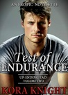Test of Endurance (Up-Ending Tad; A Journey of Erotic Discovery, #2)