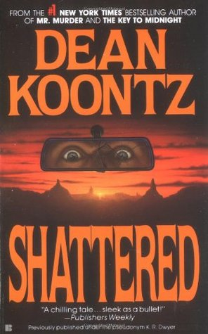 Shattered by K.R. Dwyer