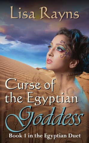 Download online for free Curse of the Egyptian Goddess (The Curse Trilogy #1) PDF