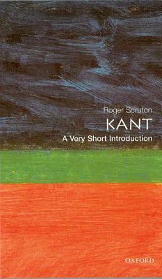 Kant by Roger Scruton